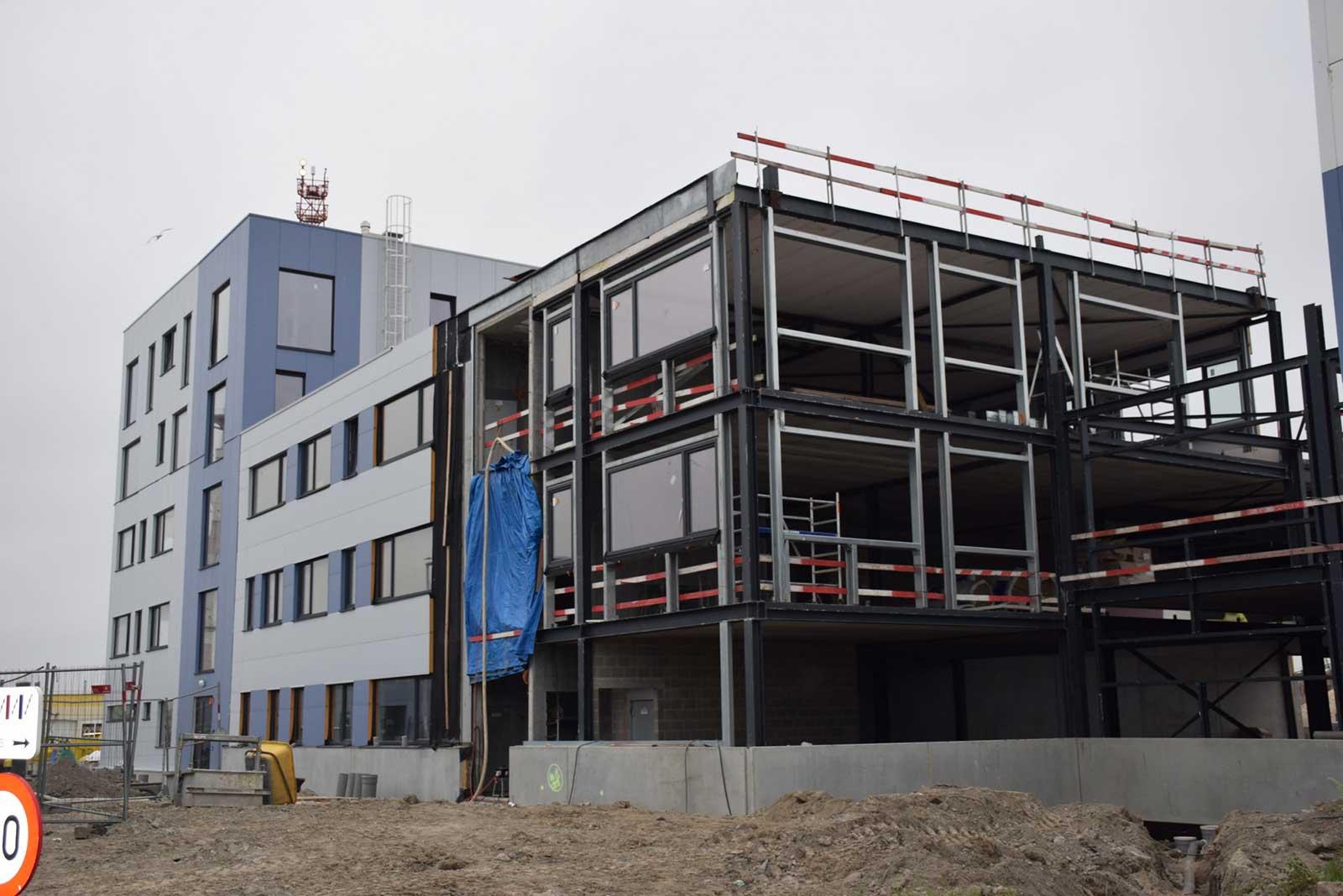 Havengebouw Oostende